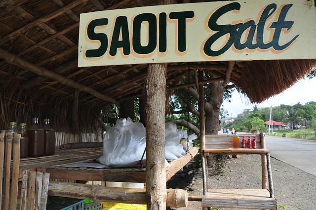 Roadside Salt Stand