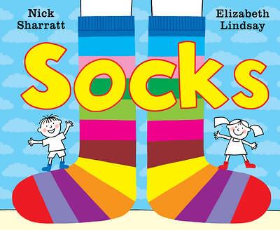 Nick Sharratt and Elizabeth Lindsay, Socks