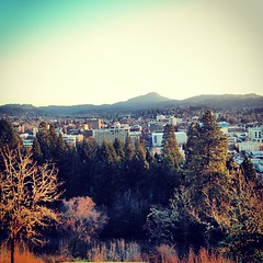 Looking At Spencer Butte