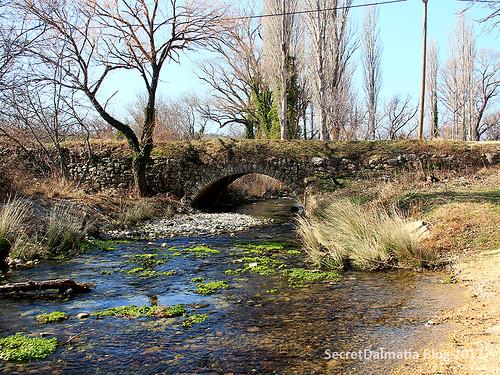 Bridge over Birbišnica