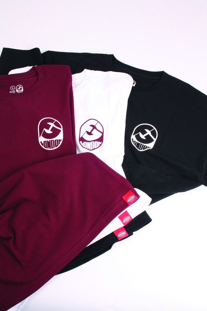 Fixedgearlondon Dickies T-shirts.