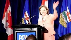 Alison Redford - AB Election 2012 pix 02a