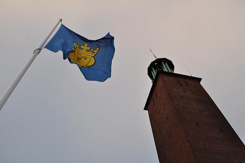 2011.11.11.321 - STOCKHOLM - Stadshusparken - Stockholms stadshus