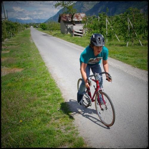 Tibor- Peugeot kids road bike