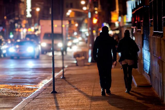 Everybody needs a midnight walk, sometimes.