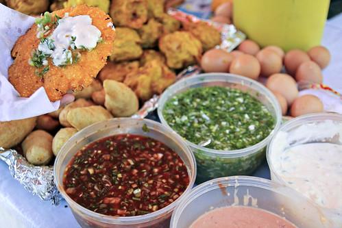 street food breakfast by Magalie L'Abbé
