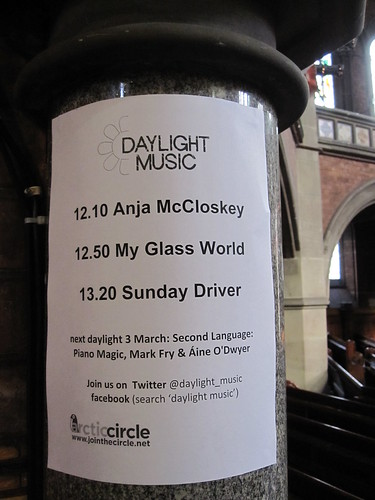 Daylight Music 18/2/12