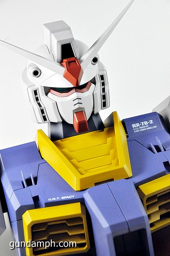 MSG RX-78-2 Bust Type Display Case (Mobile Suit Gundam) (35)
