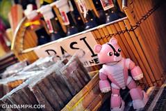 Pink Bearguy at Heritage Village Vigan 1st night