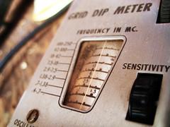 The Daily Create - Grid Dip Meter