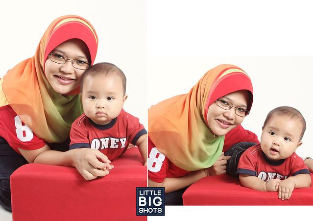 Our Sunshine, Aliff Naqiuddin