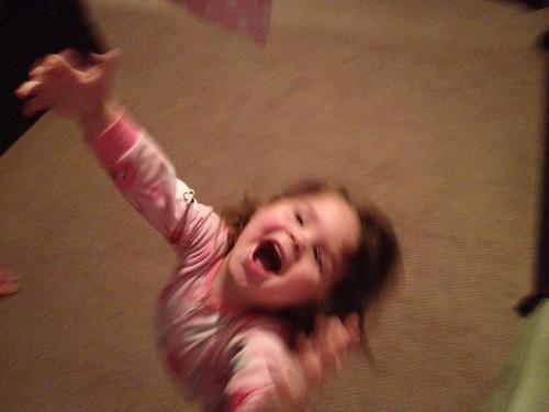 ANNIE'S WOOOOOBBLE!!!