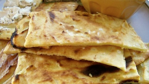 Five-Minute Gluten-Free Flatbread
