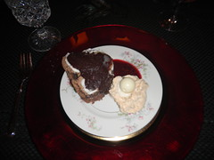 Dessert - The Tale Tale Heart