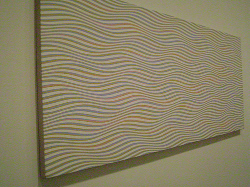 To a Summer's Day - Bridget Riley