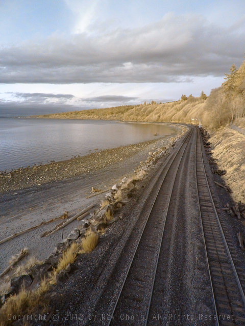 Carkeek IR No.1