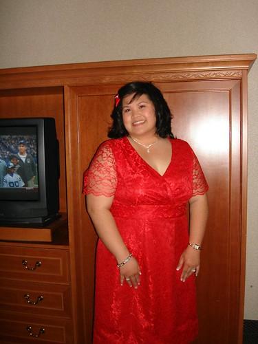 M Valentine Dress