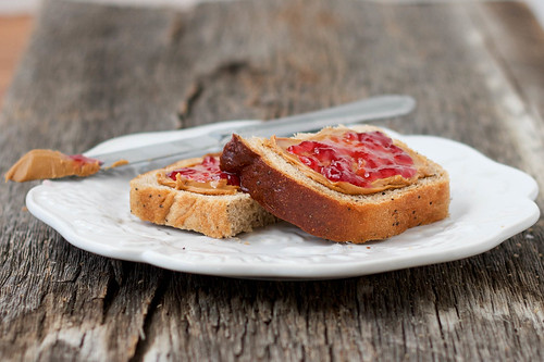 Biscoff & Raspberry Jam