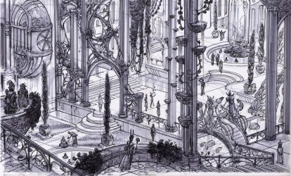 Summerset architecture Page 10 Elder Scrolls Online