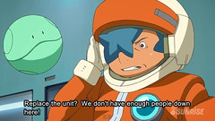 Gundam AGE 2 Episode 27 I Saw a Red Sun Screenshots Youtube Gundam PH (40)