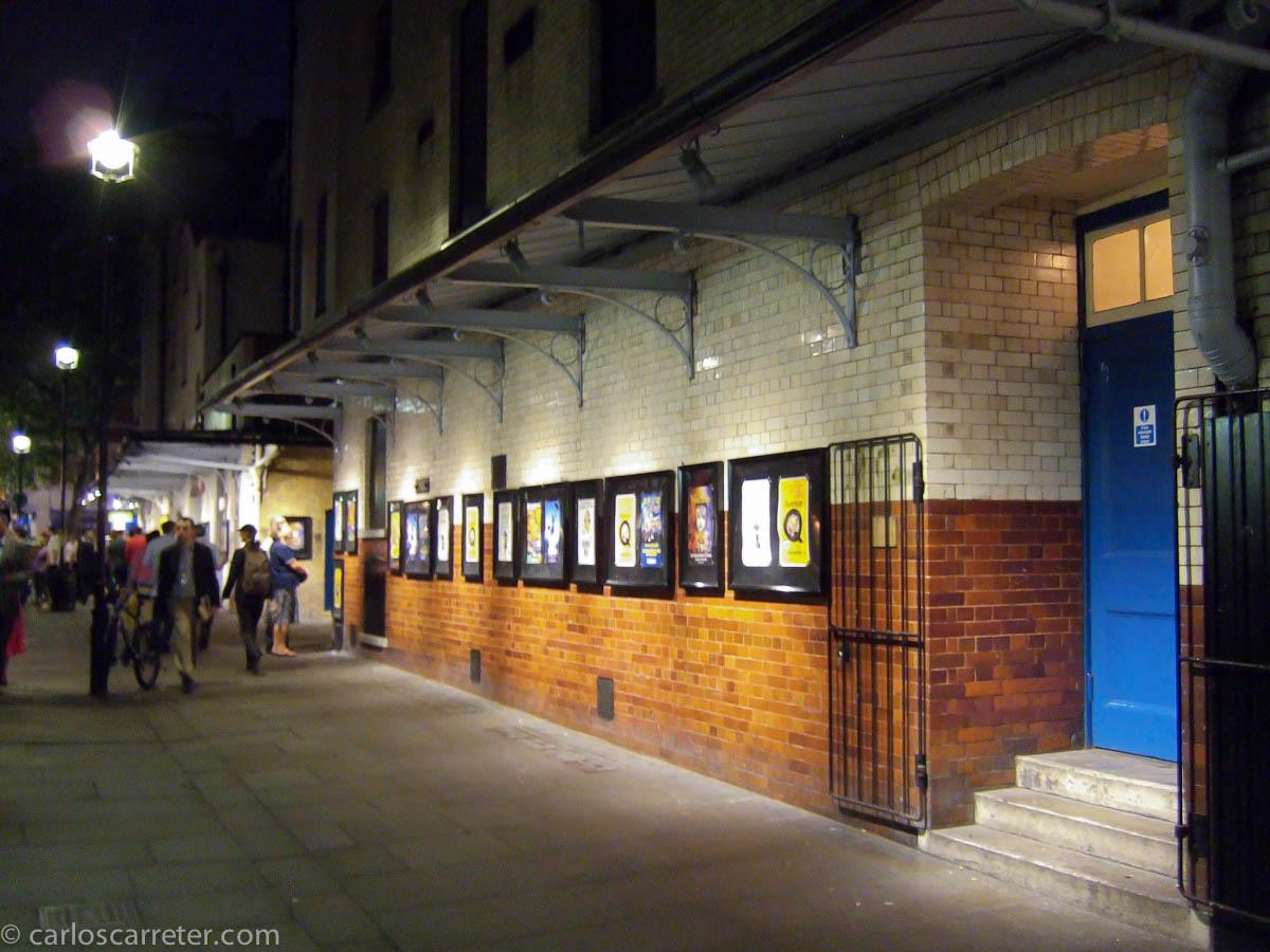 Teatros del West End