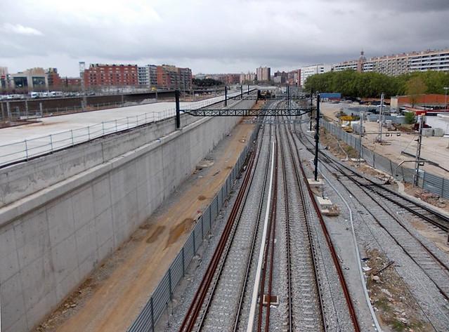 Vista desde puente de Potosí - Sur - 19-04-2012