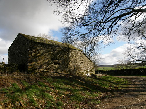 A charming barn
