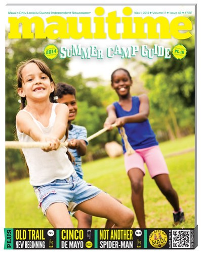 MauiTime summer camp guide