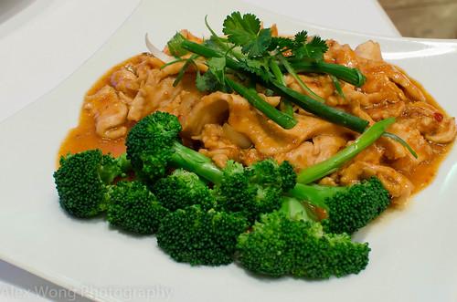 Caramelized Chicken