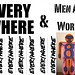 Every Where & Men at work #111