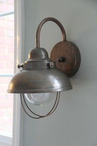 How to Replace a Sconce Light for Something Much Cooler