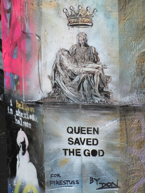 DON: Queen Saved the God