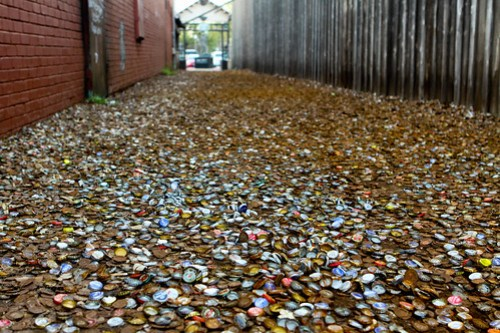 bottlecap alley