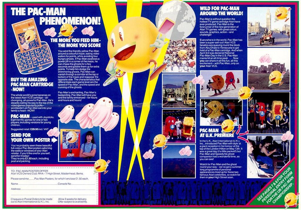 Pac-Man Phenomenon