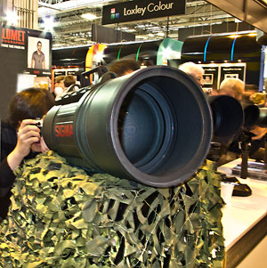 Focus on Imaging 2012 - The UKs largest photography show.