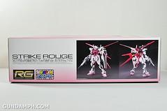 RG 1-144 Strike Rouge Gundam Plamodel EXPO Limited Version Unboxing Photos (3)