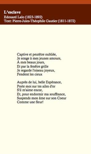Slavery in French Program Pg 4a