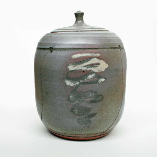 Lidded barrel