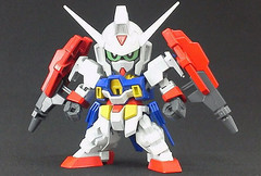 Sneak Peak SD Gundam AGE-2 Normal & Double Bullet (7)