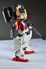 MG 1-100 Gundam HeavyArms EW Unboxing OOTB Review (82)
