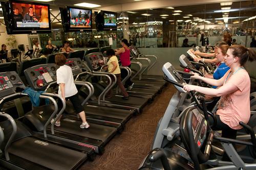 STORY SLUG: Total Woman Gym and Day Spa