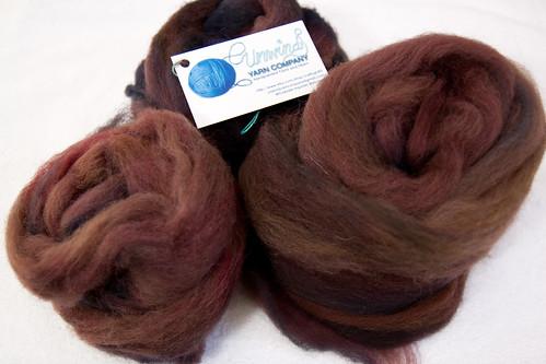 Unwind Yarn Company Shetland