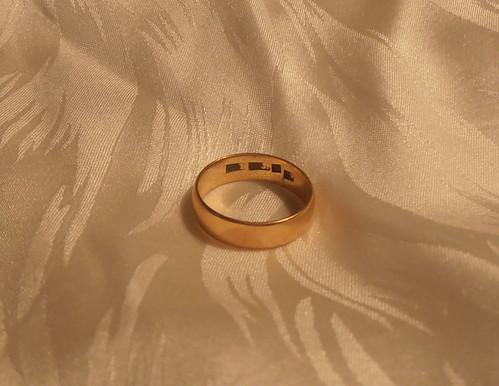 Wedding Ring for Pancake