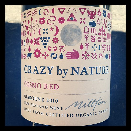 Millton Estate Cosmo Red 2010