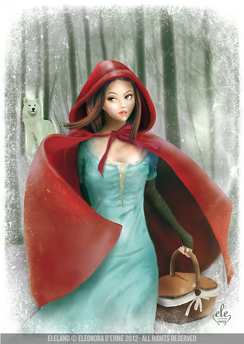 Cappuccetto Rosso  (Red Riding Hood) by Eleland