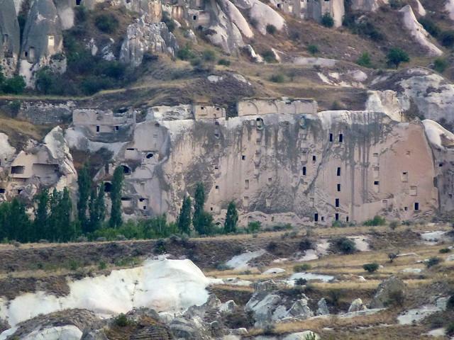 Turquie - jour 19 - De Çavusin à Mustafapasa - 158 - Mustafapaşa - Eglises de Sarıca