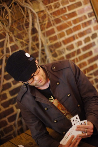 Magic Mike, Electric Circus (revisited), Pinhook, Durham NC, 02/22/12