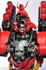 Formania Sazabi Bust Display Figure Unboxing Review Photos (89)