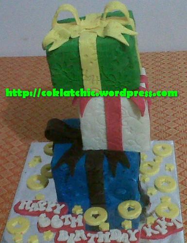 Cake Whimsical Kado