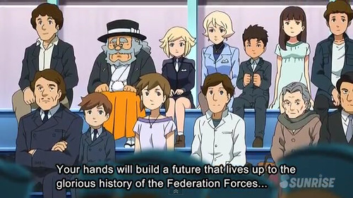 Gundam AGE Episode 19 Asemu Sets Off Screenshots Youtube Gundam PH (4)